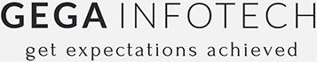 Gega Infotech  Logo